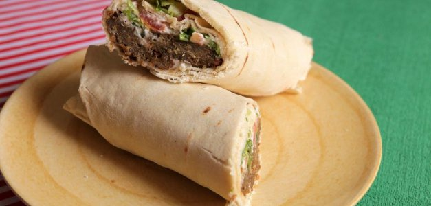 Restaurante Ginger realiza Festival do Kebab até o fim de abril